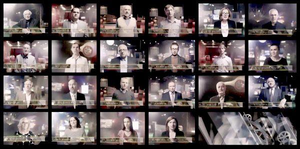 Cena za vedu a techniku (22 videomedailónov)