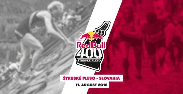 Red Bull 400 Štrbské Pleso 2019 Dokument & Akčné video