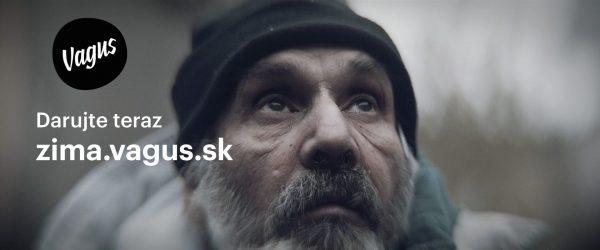 Vagus – Ľudia bez domova sa pred zimou schovať nedokážu