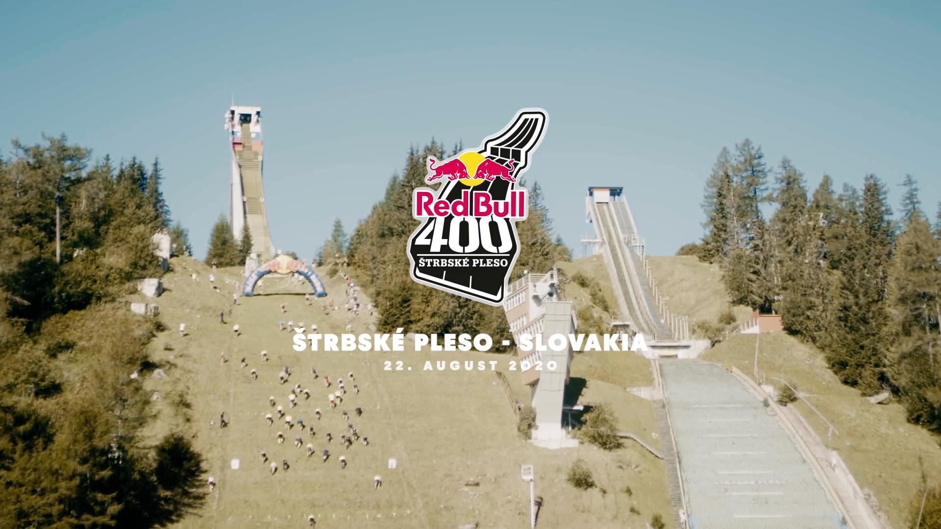 Redbull 400 Štrbské pleso 2020